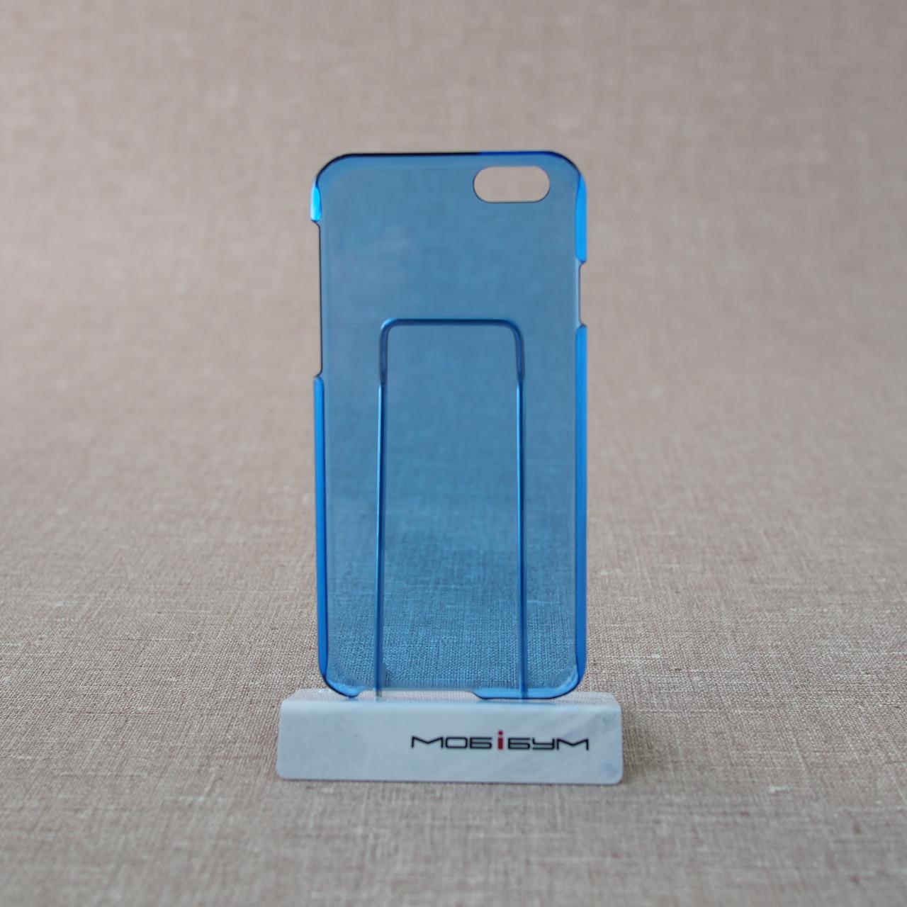 iPhone 6 blue Для телефона