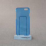Чехол пластик iPhone 6 blue, фото 2