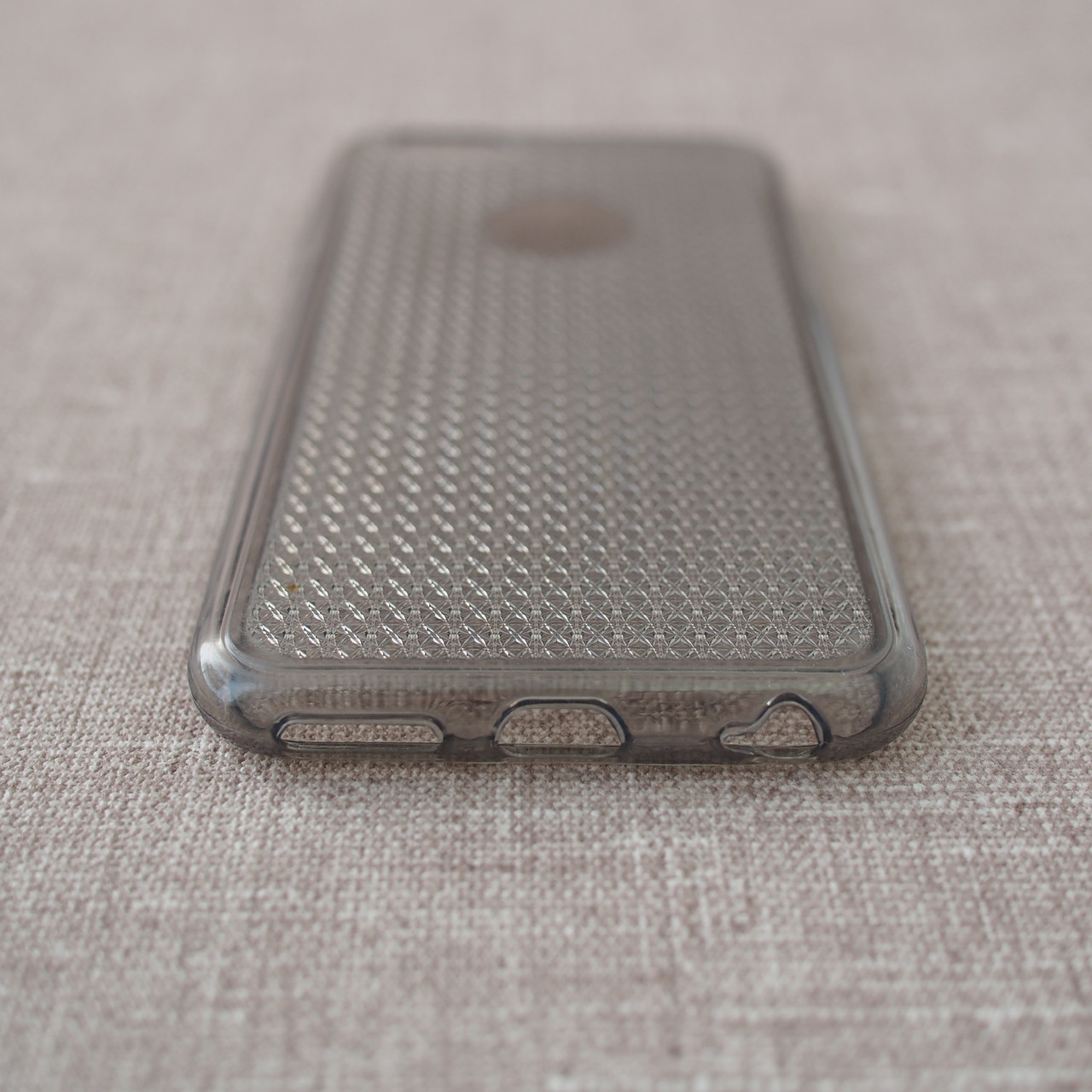 Чехол TPU Diamond Shine iPhone 6 black