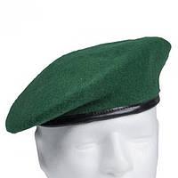 Берет бесшовный Mil-Tec зеленый