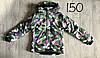 Зимняя горнолыжная куртка для девочки Польша,мембрана 10 000,128-164, фото 8