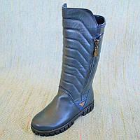 Зимние сапоги для девочек в Украине. Сравнить цены 3805c5d787394