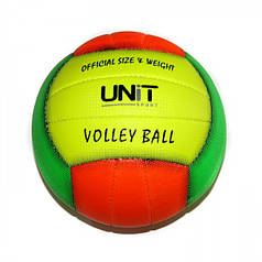 Мяч волейбольный UNIT Neon (20154-US) р. 4