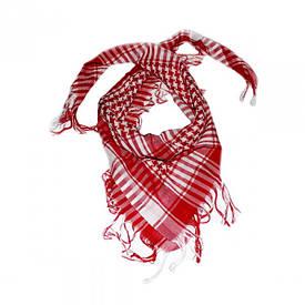 Шемаг - арафатка (белый с красным)