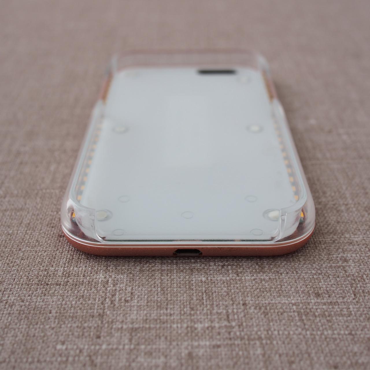 Lumee iPhone 6 pink
