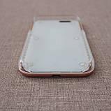 Накладка для селфи Lumee iPhone 6 pink, фото 3