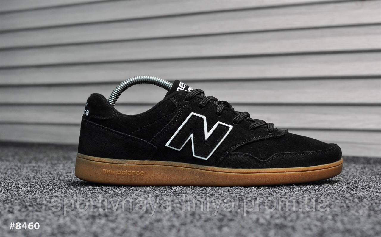 Кроссовки мужские черные New Balance 288 Black (реплика)