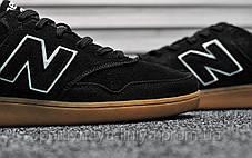 Кроссовки мужские черные New Balance 288 Black (реплика), фото 2