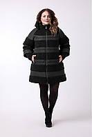 Куртка зимняя комбинированная, с 48 по 72 размер , фото 1