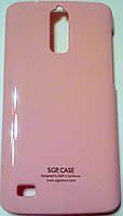 """Чехол для Huawei A199, """"SGP"""" Pink"""