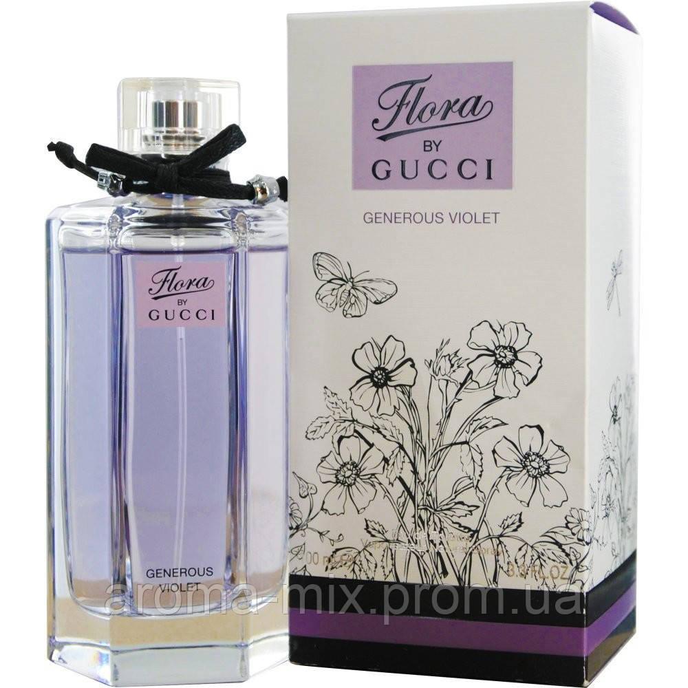Gucci Flora by Gucci Generous Violet - женская туалетная вода