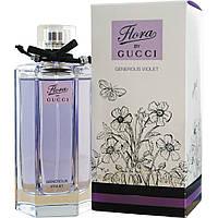 Gucci Flora by Gucci Generous Violet - женская туалетная вода, фото 1