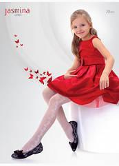Knittex Jasmina колготки детские 20 den bianco