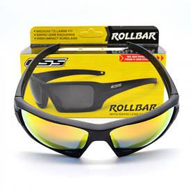 Тактические очки ESS Rollbar 3 линзы