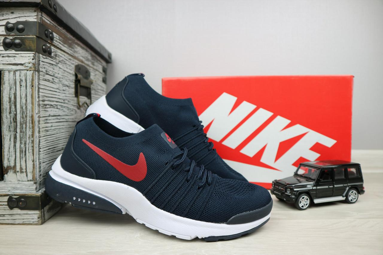 0051f551f648 Я в шоке!™   Мужские кроссовки сетка Nike Air 5043-4 Синие  B F ...