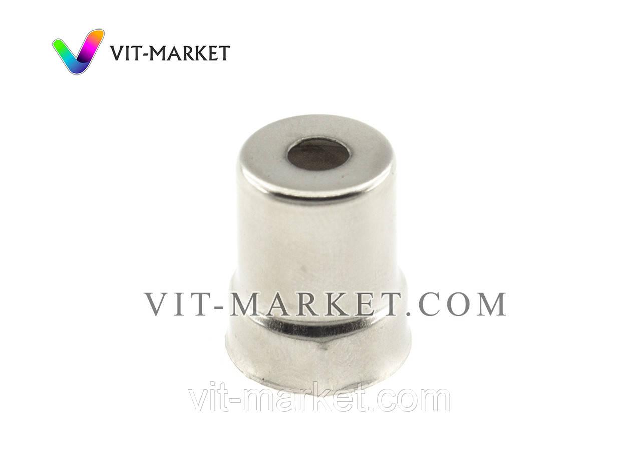 Металлический колпачок на магнетрон Toshiba код 06426