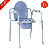 Складной стул-туалет -2110C (OSD)