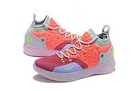 Мужские баскетбольные кроссовки Nike KD 11 (Orange/Red/Pink), фото 1