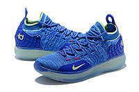 Мужские баскетбольные кроссовки Nike KD 11 (Ice blue/White), фото 1
