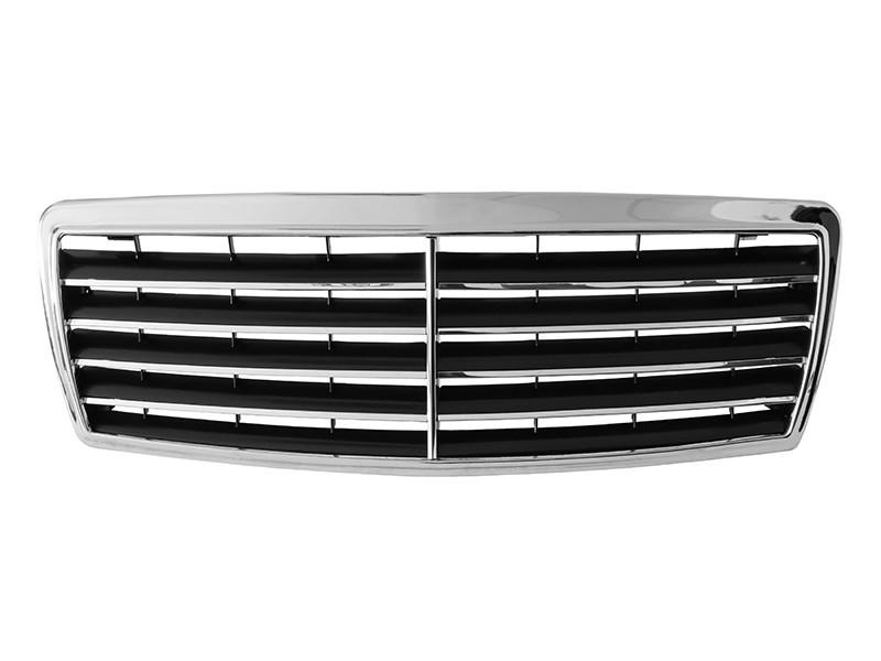 Решетка радиатора  Mercedes W202 C-klasa 93-01