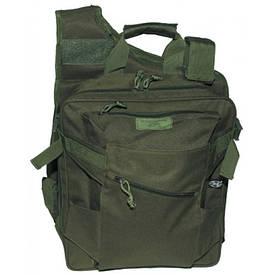 Рюкзак-сумка MFH, олива