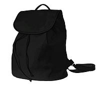 Рюкзак з кришкою Mod MAXI чорний/ Рюкзак с крышкой