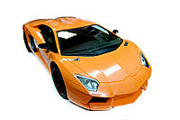 Машинка на радиоуправлении Lamborghini HY1002A orange