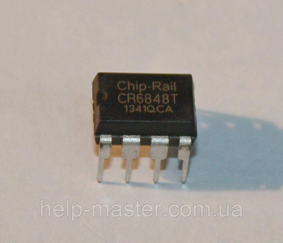 Мікросхема CR6848T (DIP-8)