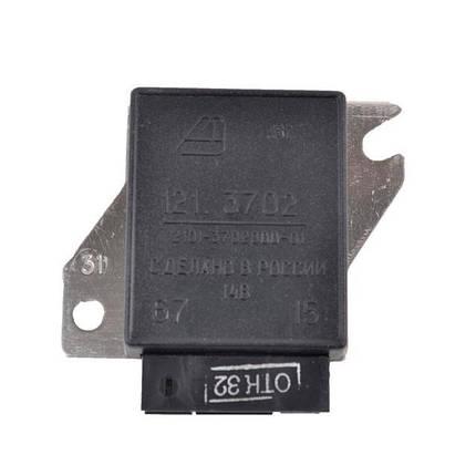 Регулятор напряжения ВАЗ-2101-07 121.3705 Калуга (аналог), фото 2