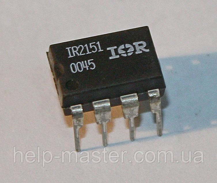 Мікросхема IR2151 (DIP-8)