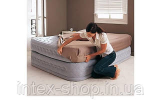 Надувная кровать INTEX 66962 (152х203х51см), фото 3