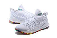 Мужские баскетбольные кроссовки Under Armour Curry 5 (White/Rainbow), фото 1