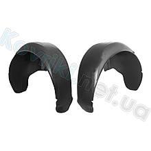 Защита колесных арок (подкрылки) Daewoo Nubira(1997-), задние
