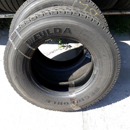 Шины б.у. 225.75.r17.5 Fulda Regioforce Фулда. Резина бу для грузовиков и автобусов