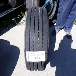 Шины б.у. 235.75.r17.5 Hankook AH11 Хенкок. Резина бу для грузовиков и автобусов