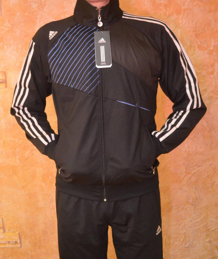 Мужской спортивный костюм ADIDAS-L (Реплика), фото 2