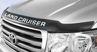 Дефлектор капота (мухобойка) Audi A3