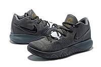 Мужские баскетбольные кроссовки Nike Kyrie Flytrap (Gray/White/Green), фото 1