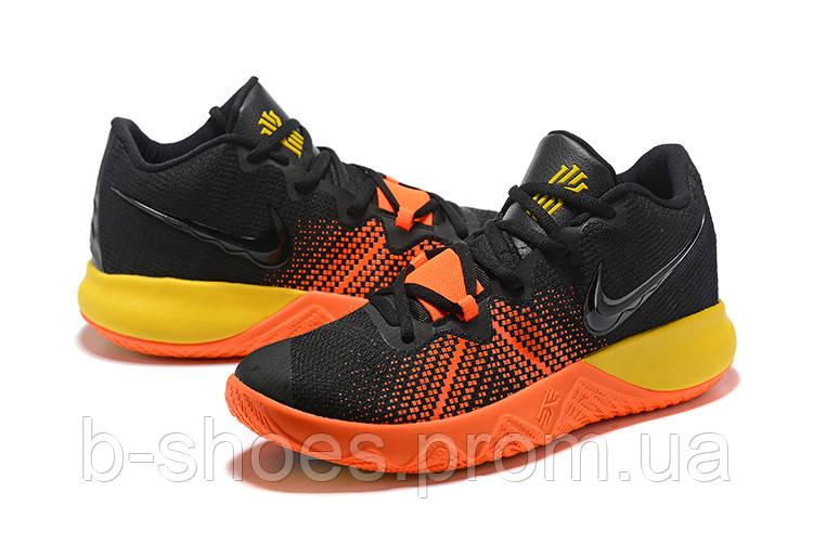Мужские баскетбольные кроссовки Nike Kyrie Flytrap (Black/Yellow/Orange)