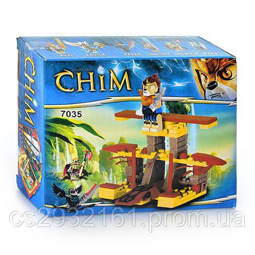 Конструктор Chima, Крепость, , конструктор типа лего, конструктор  7035