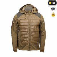 Куртка Softshell M-Tac Wiking Lightweight койот