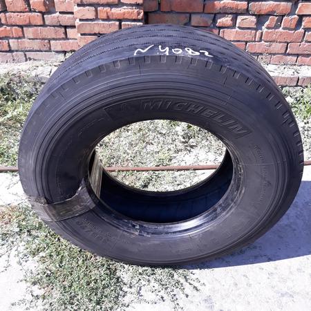 Шины б.у. 305.70.r19.5 Michelin XZE2+ Мишлен. Резина бу для грузовиков и автобусов
