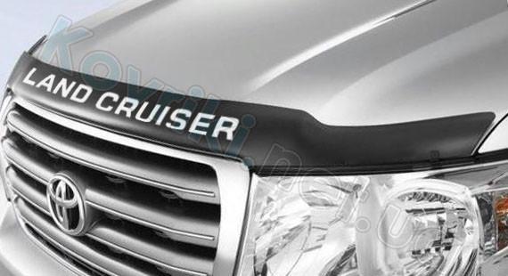 Дефлектор капота (мухобойка) Land Rover Freelander(1997-2006)