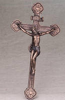 Настенная статуэтка Veronese Крест 38 см 76435A4