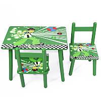 Стол + 2стула 2407-105 (B18323) Ben-10
