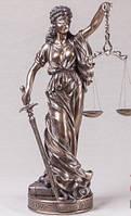Статуэтка Фемида Veronese 65 см 76537V1, богиня правосудия