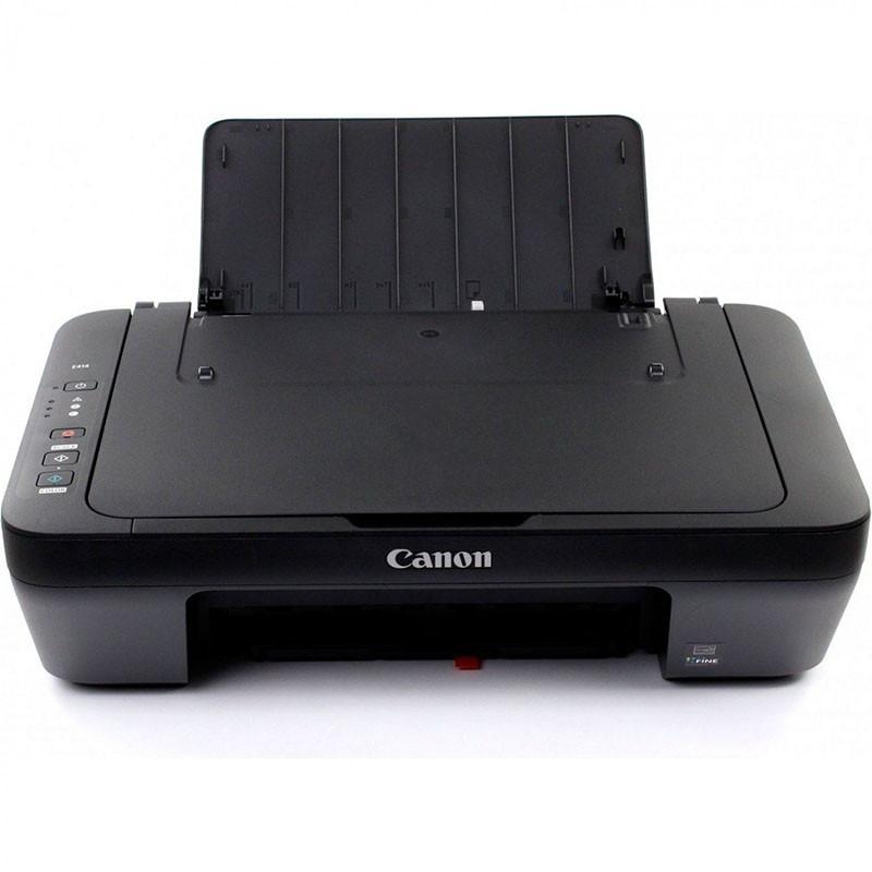 Принтер МФУ цветной CANON E414 (1366C009), друкарка БФП кольорова
