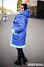 Удлиненная женская куртка в больших размерах n-10ba879, фото 4