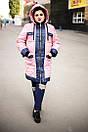 Удлиненная женская куртка в больших размерах n-10ba879, фото 7