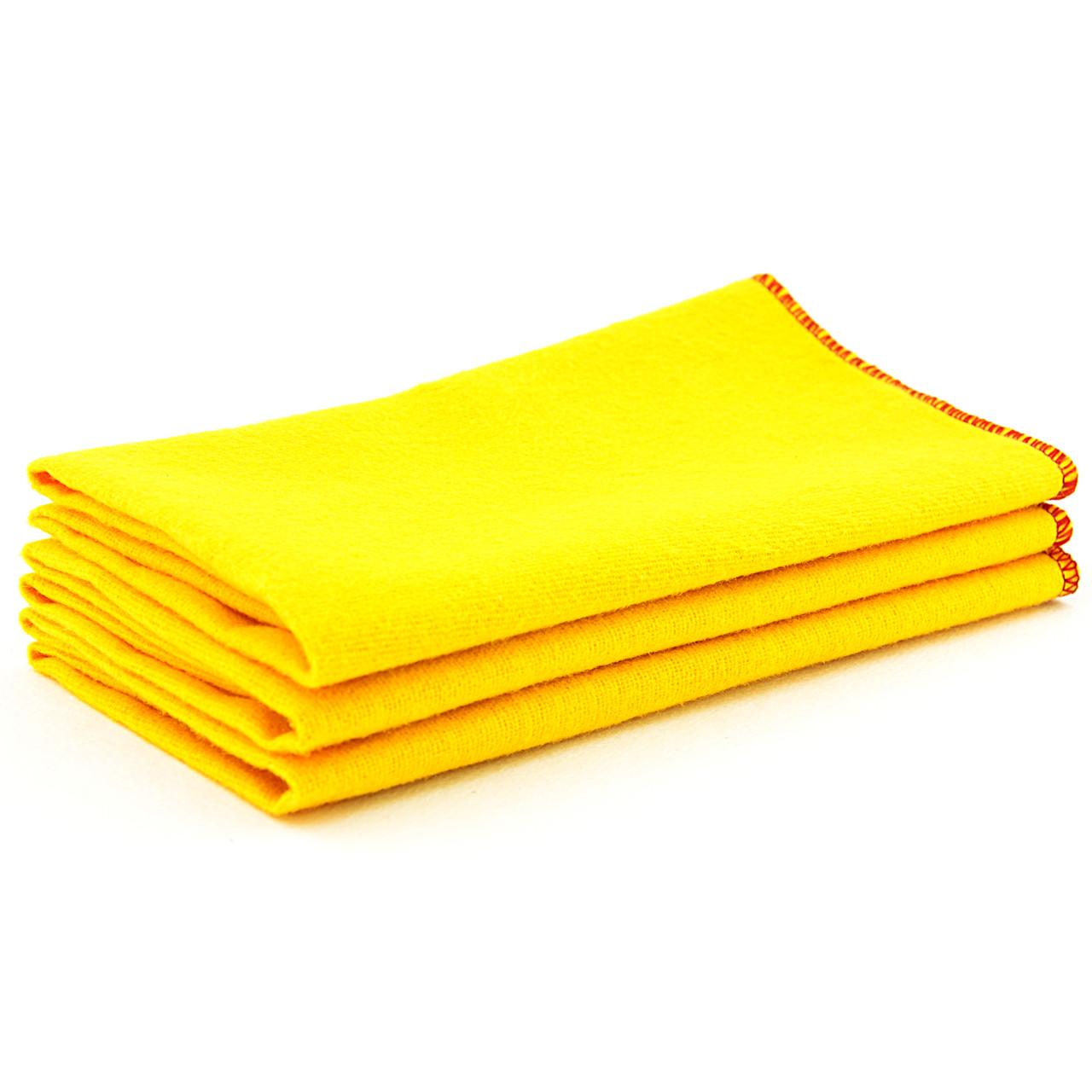 Хлопковая ткань для полировки Prestige 3 шт.